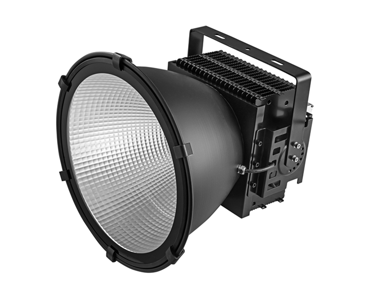 100W-1000W High Mast Flood Light